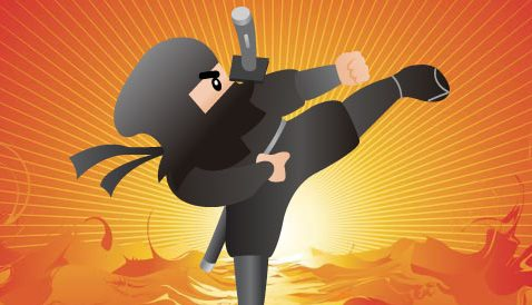 4 entrepreneurial traits of the Gametize Ninja