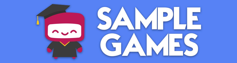 samplegames