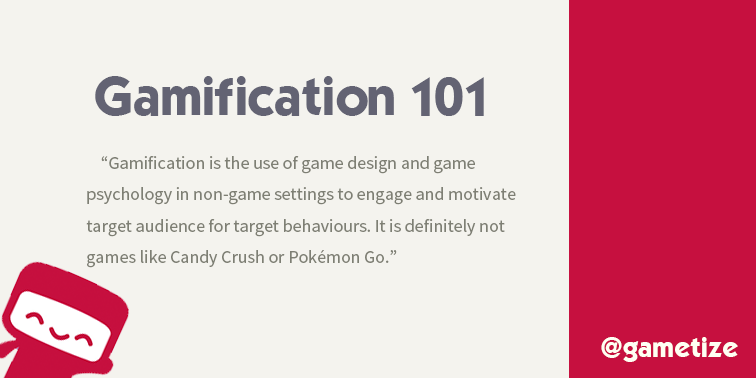 Gamification 101