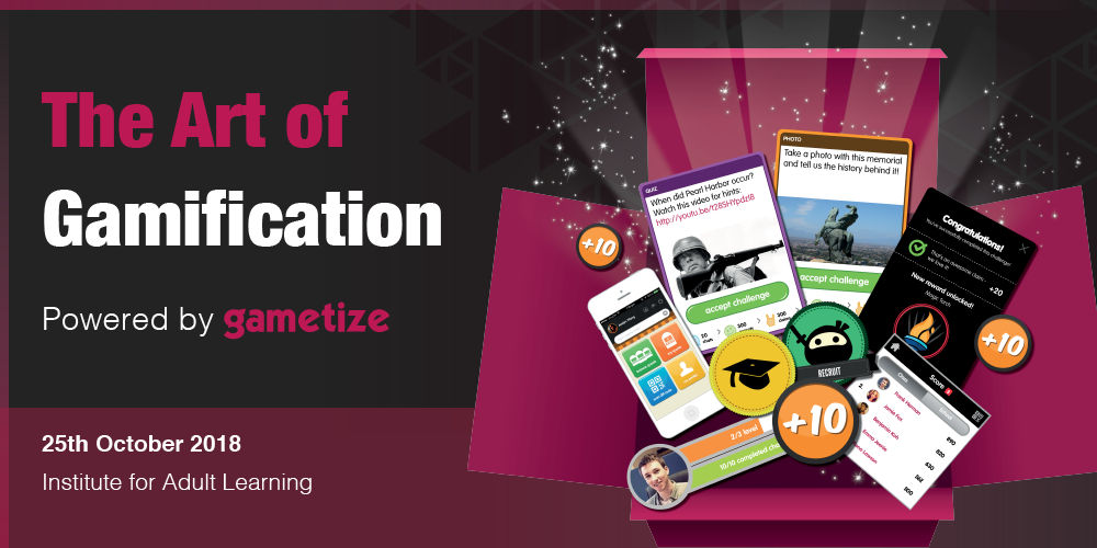 The Art of Gamification Workshop