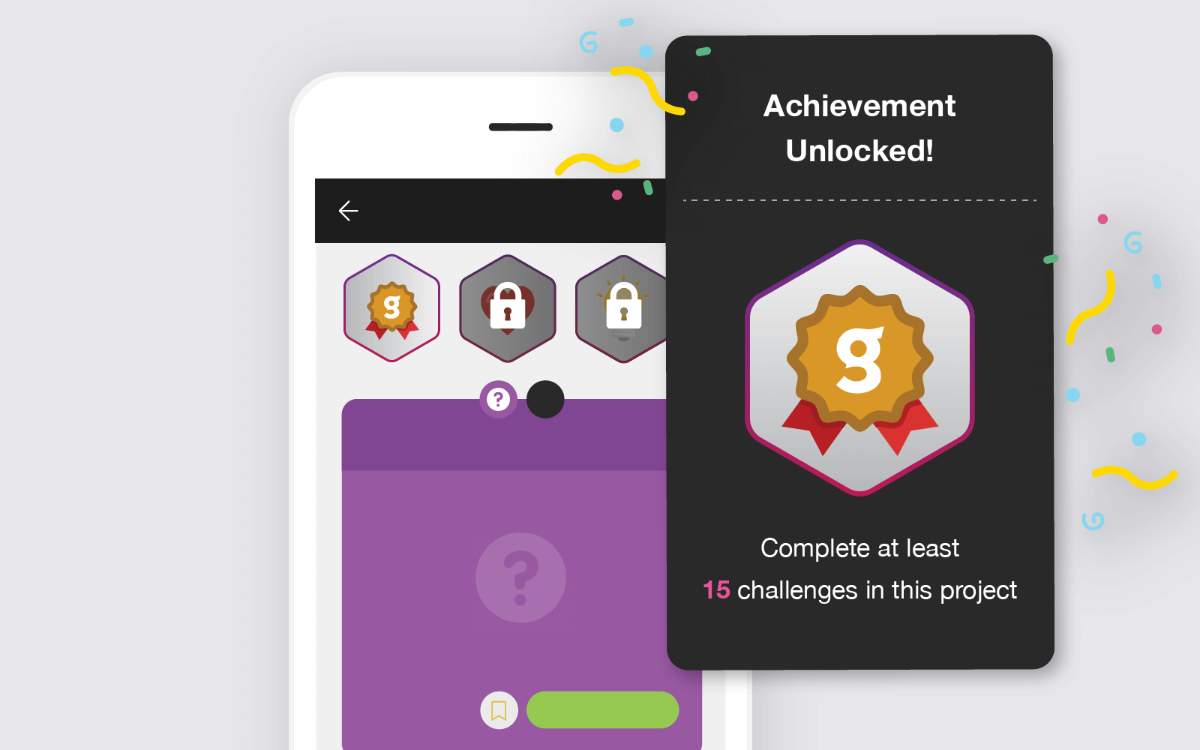 Leveling Up Achievements: Project-level Achievements