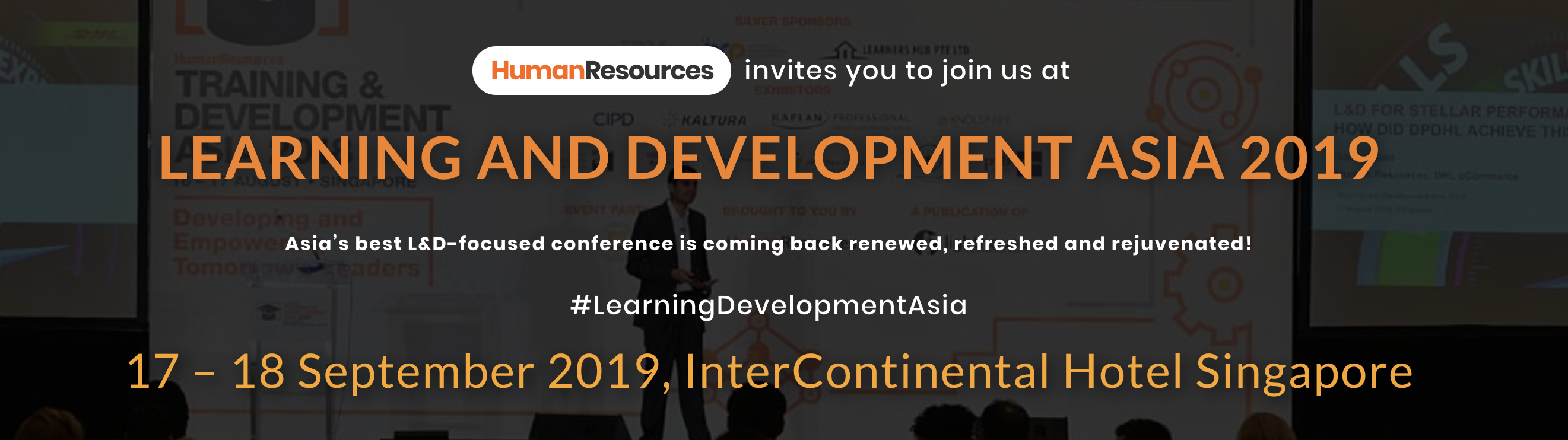 [EVENT] Learning & Development Asia 2019