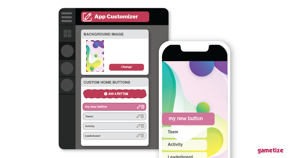 Make your game yours with App Customizer