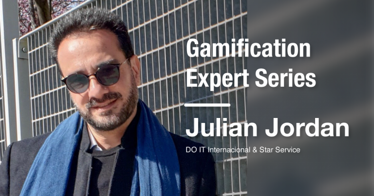 Gamification Expert Series: Julian Jordan