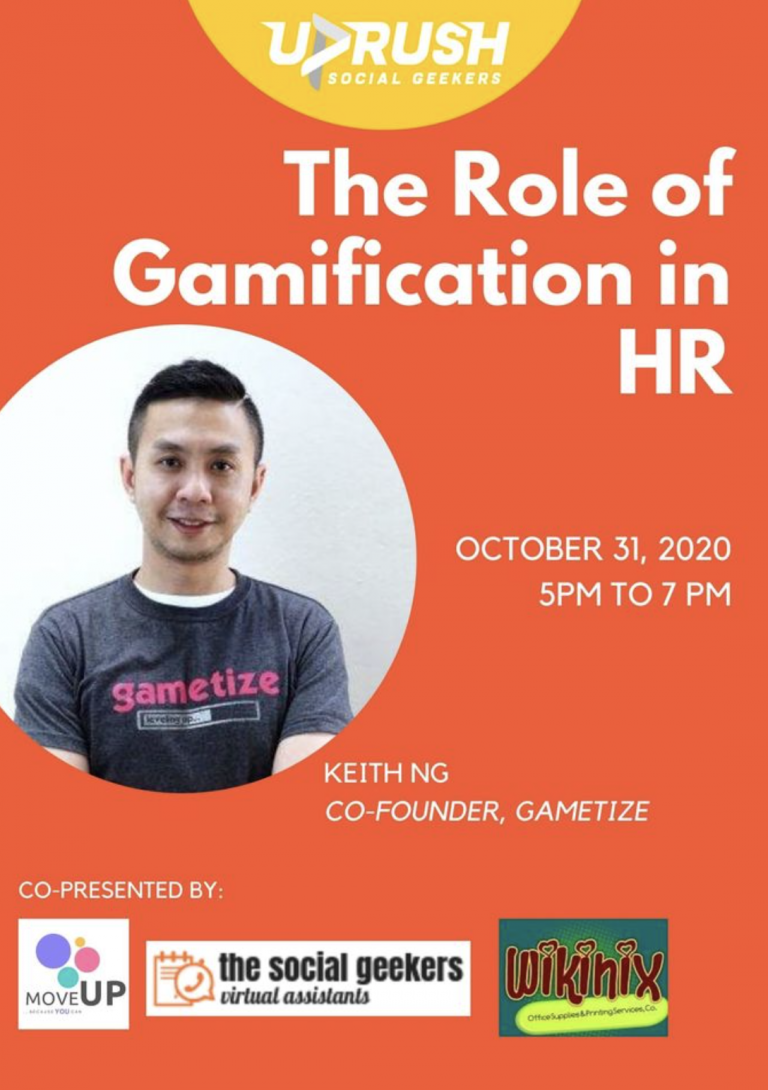 Role of Gamification in HR with Keith