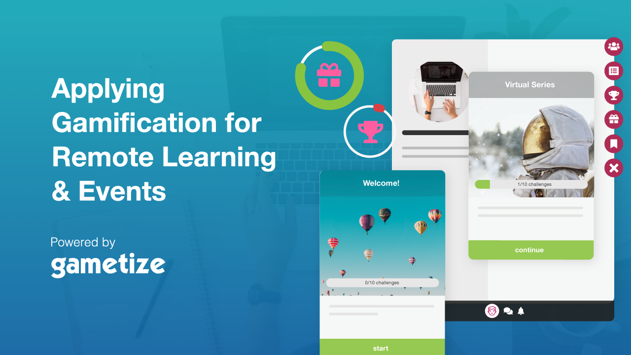 Remote Learning & Gamification Webinar