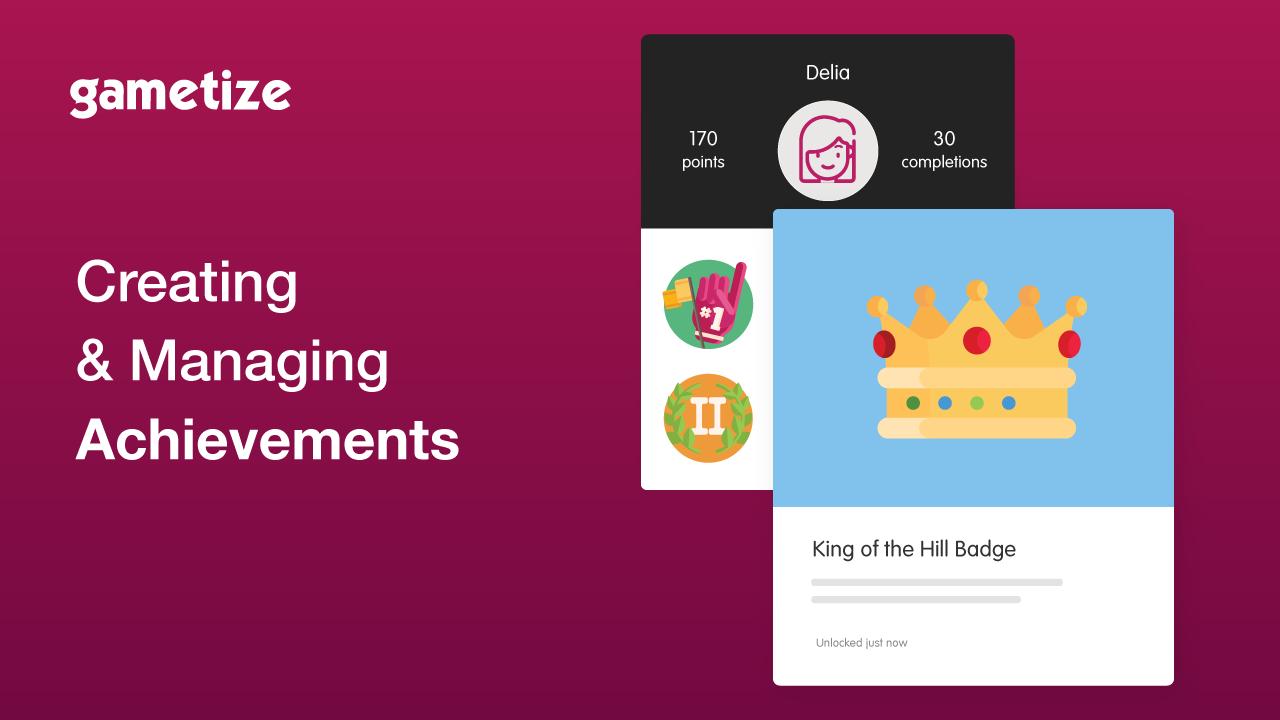 Tutorial Creating Achievements