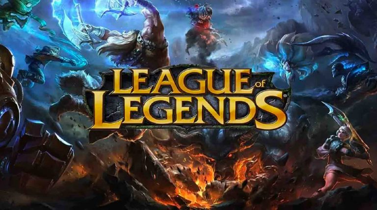 League of Legends Hero Image