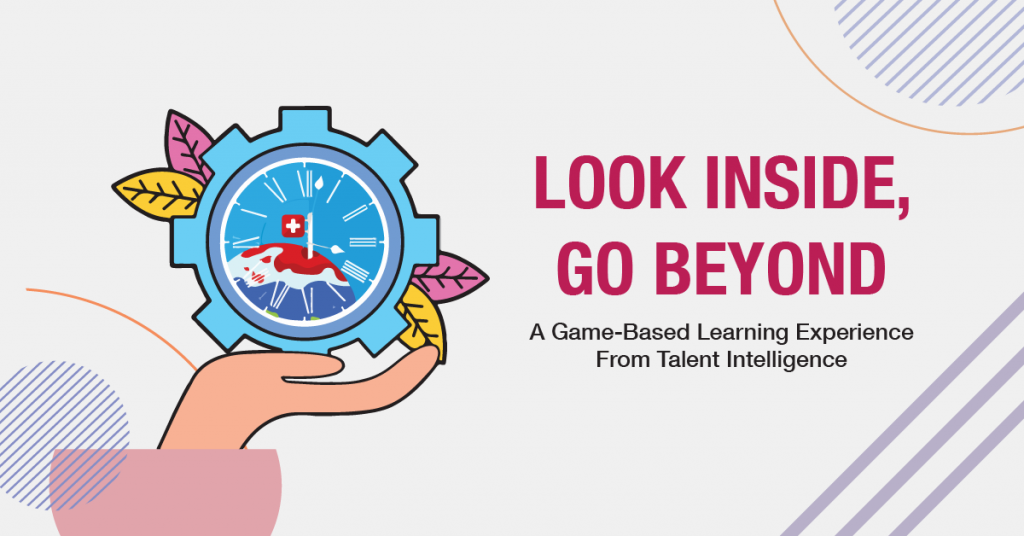 Look Inside Go Beyond Fame-Based Learning Module Banner