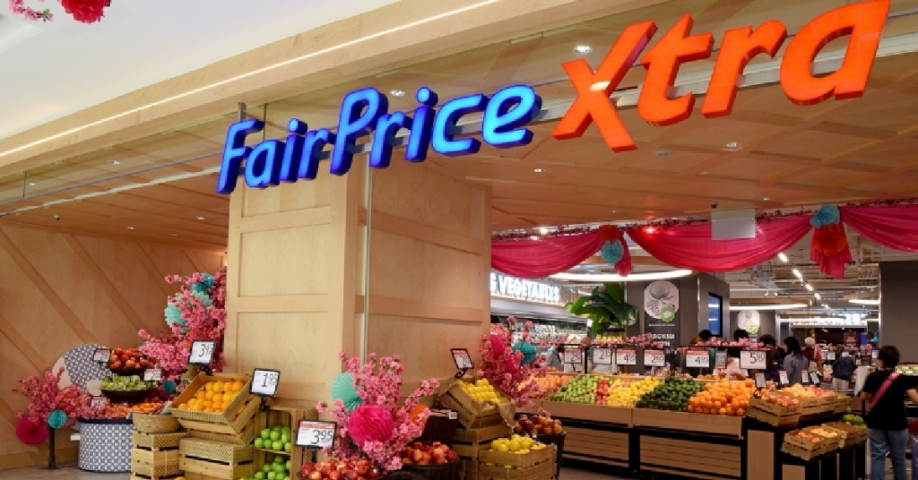 Fairprice Made in Singapore Featured Image