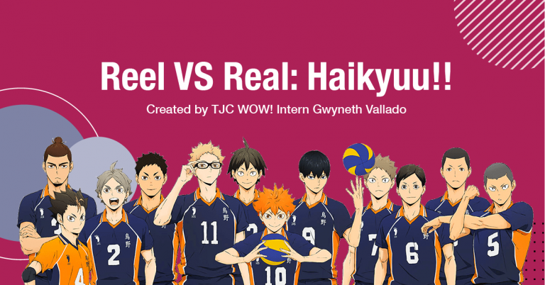 Reel vs Real: Haikyuu!!