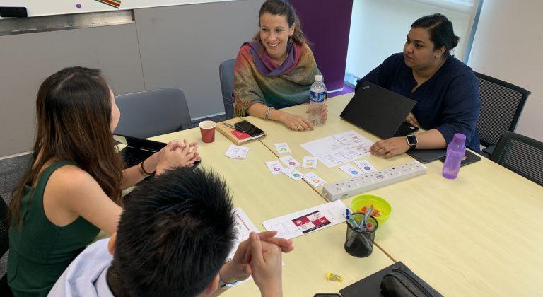 Gametization 101 Workshop Attendees 01